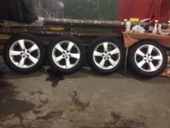Продам Оригинальный комплект колес Lexus. x18 5x114.30 ЦО 60,1мм.