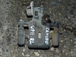 Суппорт тормозной. Nissan Primera Camino, WP11 Двигатель SR18DE