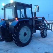 МТЗ 082. Трактор МТЗ 82, 1993, 3 000 куб. см.