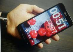 LG Optimus G Pro. Новый