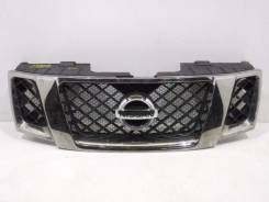 Решетка радиатора. Nissan Pathfinder, R51, R51M Двигатель YD25DDTI