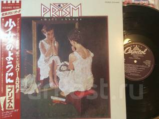 HARD! Призм / Prism - Small Change - JP LP 1981 Форинер