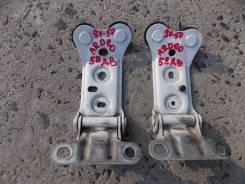Крепление двери багажника. Toyota Vista Ardeo, SV50