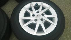 Toyota Corolla. 6.5x16, 5x114.30, ET39