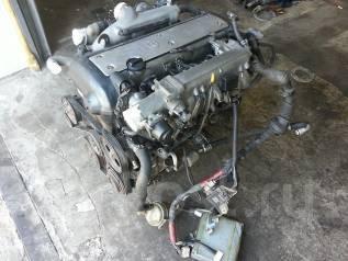 Двигатель в сборе. Toyota Mark II, JZX100 Toyota Chaser, JZX100 Двигатель 1JZGTE