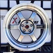 RAYS VOLK RACING. 7.5x17, 5x100.00, ET30, ЦО 73,1мм. Под заказ