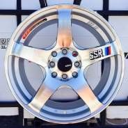 SSR. 7.0x16, 4x100.00, 4x114.30, ET38, ЦО 73,1мм. Под заказ