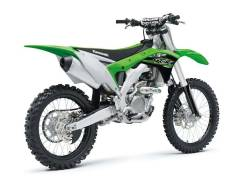 Kawasaki KX 250F. 250 куб. см., исправен, без птс, без пробега