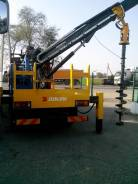 Hyundai Mega Truck. Хундай, 3 000 куб. см., 5 000 кг.