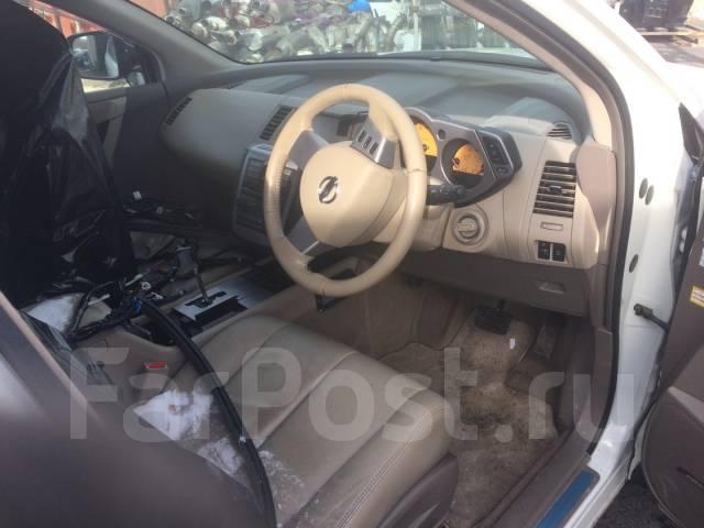 Nissan Murano. PNZ50, VQ35