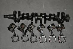 Коленвал. Nissan: Stagea, Leopard, Gloria, Cedric, Cefiro, Figaro, Rasheen, Skyline, Laurel Двигатели: RB25DET, RB25DE, RB25D