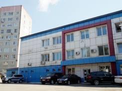 Крупный офис на Первой Речке — 290 метров. Парковка есть. 290 кв.м., улица Союзная 28, р-н Первая речка. Дом снаружи
