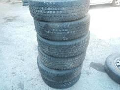 Bridgestone Blizzak W965. Зимние, без шипов, 2006 год, износ: 40%, 6 шт