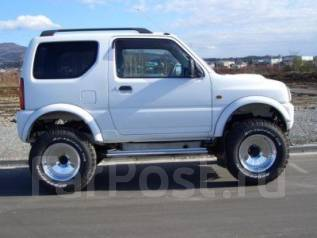 Комплект увеличения клиренса. Suzuki Jimny, JB23W, JB33W, JB43W