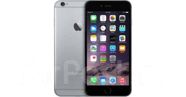 apple iphone 6 64 gb серый космос