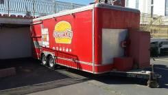 Southwest trailer, 2009. Food-трейлеры готовые под открытие