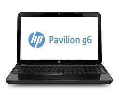 "HP Pavilion g6-2054er. 15.6"", 2,3ГГц, ОЗУ 8192 МБ и больше, диск 1 000 Гб, WiFi, Bluetooth, аккумулятор на 3 ч."