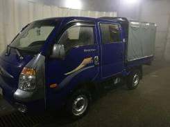 Kia Bongo III. KIA Bongo III 4WD, 2 900 куб. см., 1 000 кг.