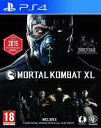 Mortal Kombat XL - [PS4, русские субтитры] Новая.