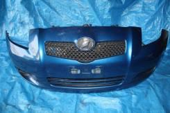 Рамка радиатора. Toyota: Vitz, Ractis, Yaris, ist, Scion Двигатели: 1NZFE, 2NZFE, 2SZFE, 1KRFE, 2ZRFE