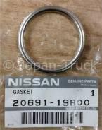 Кольцо глушителя металл NISSAN 2069119B00