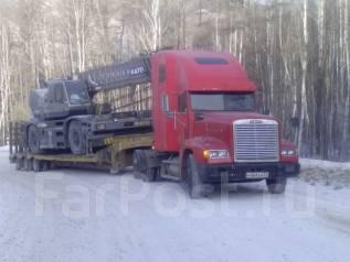 Freightliner FLD SD. Седельный тягач, 14 800 куб. см., 40 000 кг.