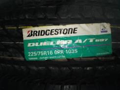 Bridgestone Dueler A/T. Грязь AT, без износа, 4 шт