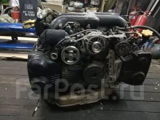Двигатель в сборе. Subaru Legacy, BL5, BP5 Двигатель EJ20Y