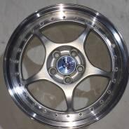 Red Wheel. 6.5x15, 5x100.00, ET40, ЦО 72,0мм.