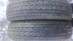Bridgestone Duravis. Летние, 2007 год, износ: 10%, 2 шт