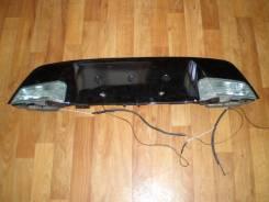 Вставка багажника. Lexus GX470, UZJ120