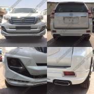Обвес кузова аэродинамический. Toyota Land Cruiser Prado, TRJ150, KDJ150L, GRJ151W, TRJ150W