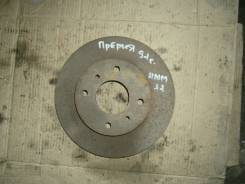 Диск тормозной. Nissan Prairie, HNM11 Двигатель KA24E