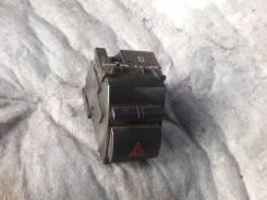 Кнопка включения аварийной остановки. Toyota Camry, ACV40 Двигатель 2AZFE