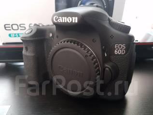 Canon EOS 60D Body. 15 - 19.9 Мп, зум: без зума