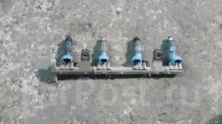 Инжектор. Toyota Vitz, SCP90 Двигатель 2SZFE