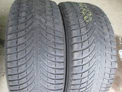 Michelin Latitude Alpin LA2. Зимние, износ: 30%, 2 шт