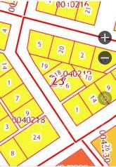 Продам участок 7,27 соток по ул. Жасминовой Овощесовхоз. 727 кв.м., собственность, электричество, вода, от частного лица (собственник)