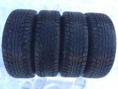 Michelin X-Ice North. Зимние, шипованные, 2008 год, износ: 20%, 4 шт