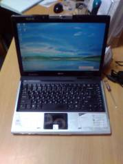 """Acer Aspire. 14.1"""", 1 667,0ГГц, ОЗУ 2048 Мб, диск 120 Гб, WiFi, Bluetooth"""