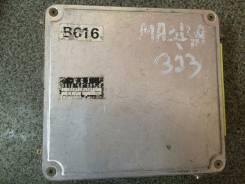 Блок управления двс. Mazda 323