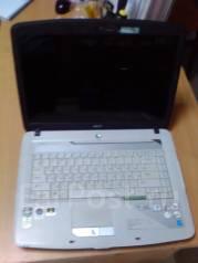 """Acer Aspire 5520G. 15.4"""", 1 800,0ГГц, ОЗУ 2048 Мб, диск 160 Гб, WiFi, Bluetooth, аккумулятор на 1 ч."""