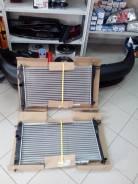 Радиатор охлаждения двигателя. Daewoo Sens Chevrolet Lanos
