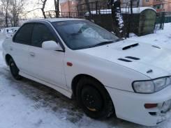Subaru Impreza WRX. GC8, EJ207