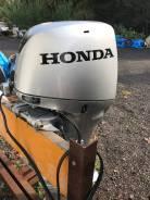 Honda. 50,00л.с., 4х тактный, бензин, Год: 2013 год