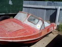 Обь-М. Год: 1979 год, длина 4,25м., двигатель подвесной, 30,00л.с., бензин