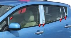 Накладка на стойку. Nissan Leaf