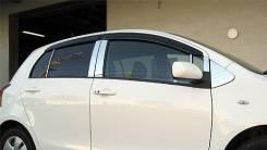 Накладка на стойку. Toyota Vitz, KSP90, NCP91, NCP95, SCP90