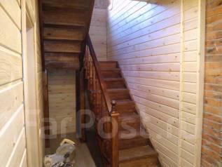 Устройство и отделка лестниц
