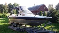 Silver Shark. Год: 2012 год, длина 6,05м., двигатель подвесной, 100,00л.с., бензин